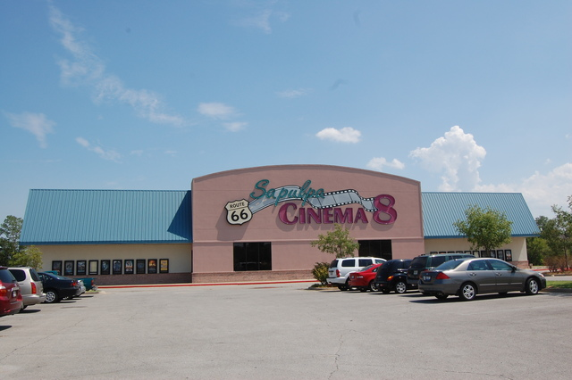 Sapulpa Cinema 8