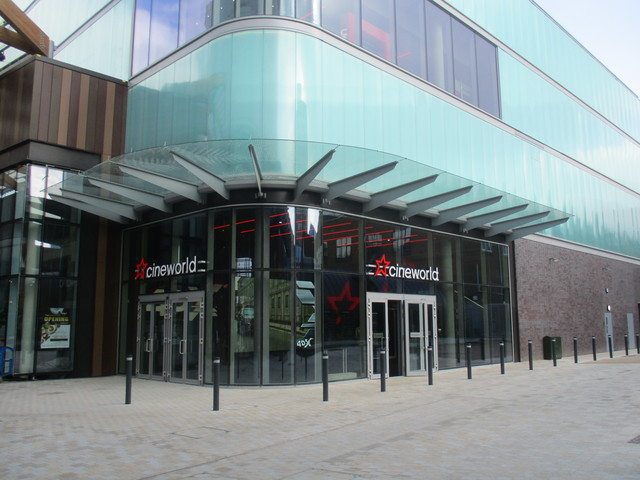 Cineworld Cinemas - Bracknell