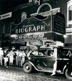 Biograph Theatre exterior