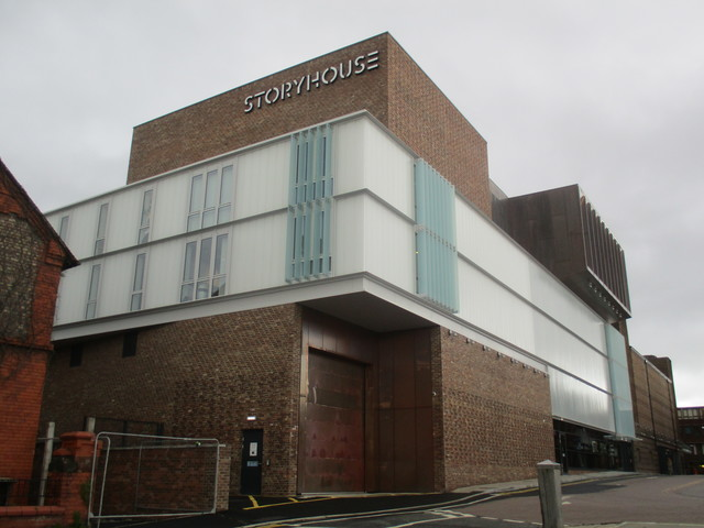Storyhouse Theatre & Cinema