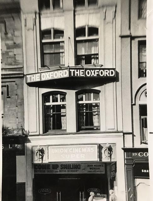 Super Cinema Oxford.