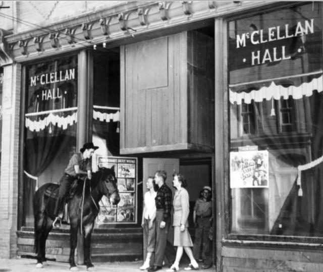 McClellan Hall