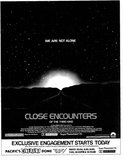 Close Encounters Ad