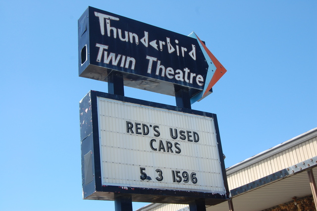 Thunderbird Twin Theatre