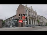 The Cinecitta building