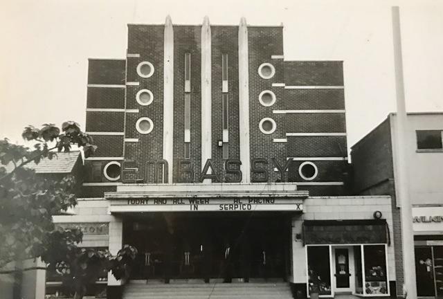 Embassy Cinema, Fareham.