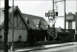 Dino's Lodge next door to the Tiffany Theater.  Sight of the old television show 77 Sunset Strip.