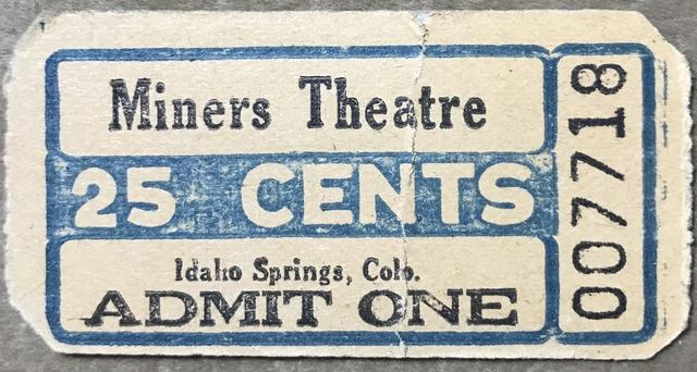 Mines Theatre