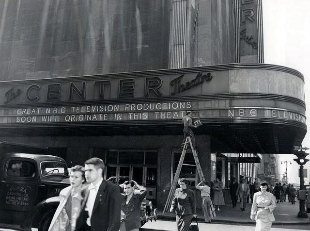 Center Theatre exterior