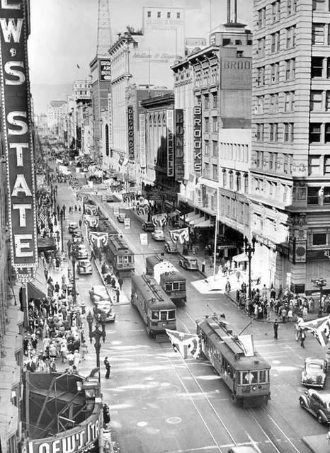 1943 photo courtesy of James J. Chun.