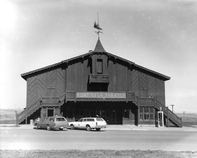 Fort Peck Summer Theater