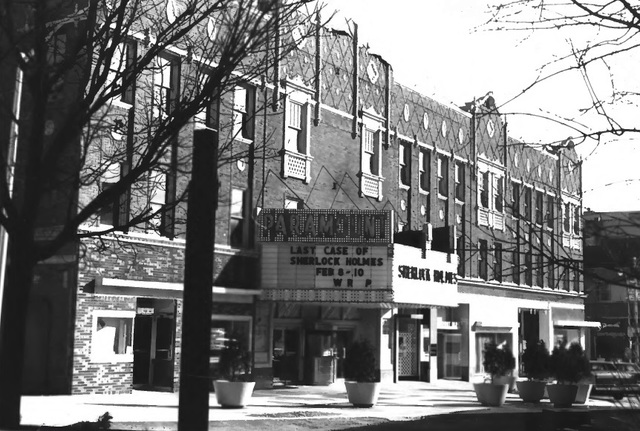 Paramount Theatre Centre and Ballroom