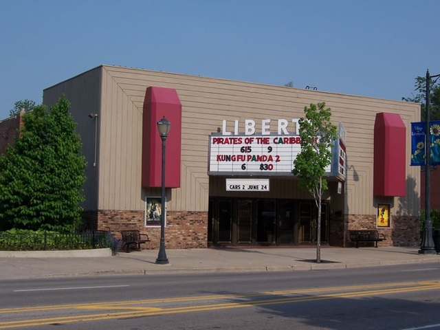 Liberty 1 & 2 Theatres