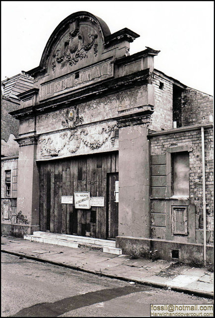 The Electric Palace, Harwich, Essex.