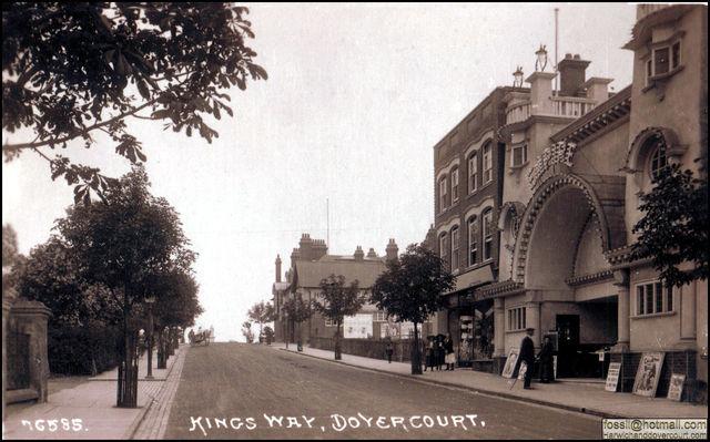 The Empire Cinema, 52 Kingsway, Dovercourt, Essex.