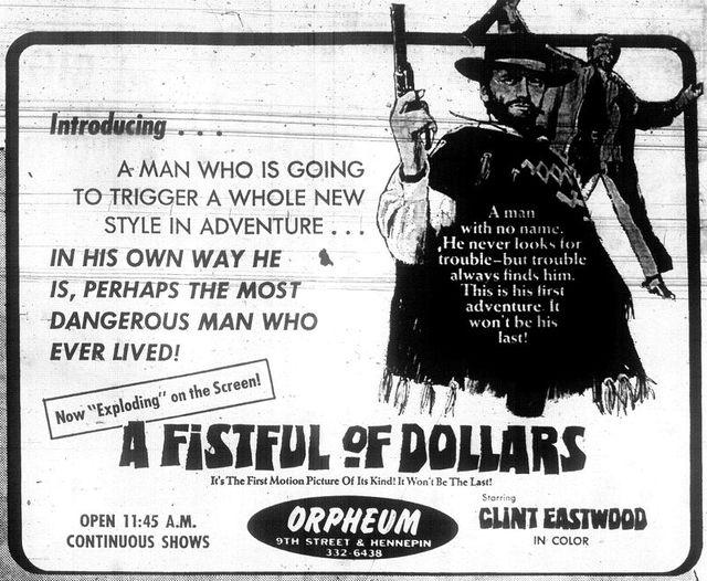 A FIST FULL OF DOLLARS