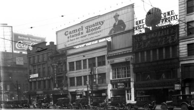 Terminal theater circa 1926