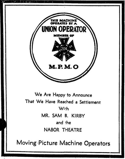 Nabor Theatre