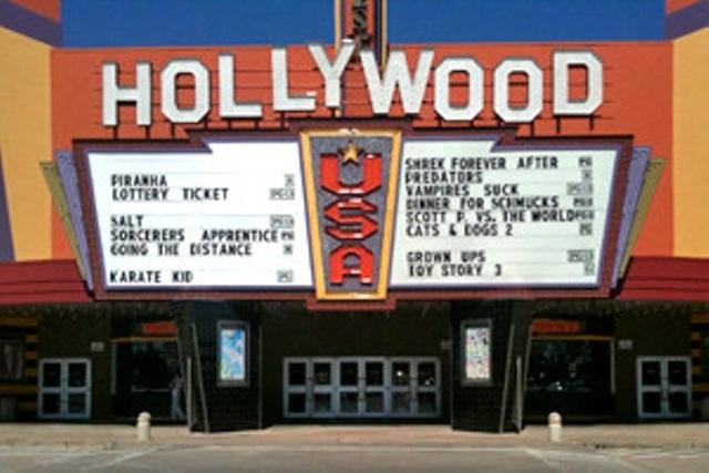 Cinemark Hollywood USA Movies 15