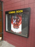 Coming soon: The Star Wars!