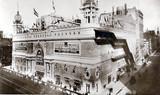 Hippodrome Theatre exterior