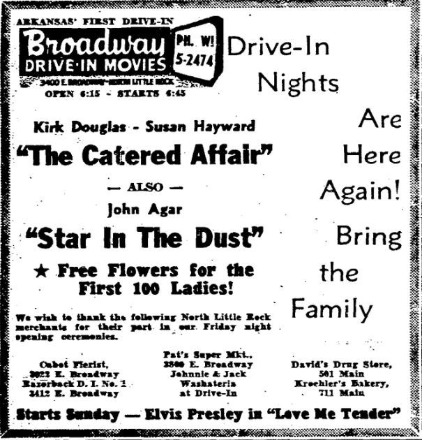 Broadway Drive-In