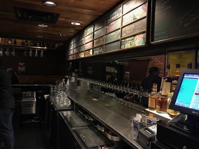 Glass Half Full Bar