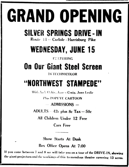 Silver Springs Drive-In