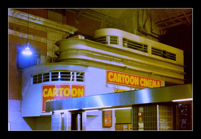 The Cartoon Cinema