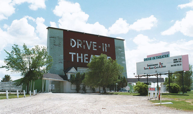 Mason City Drive-In