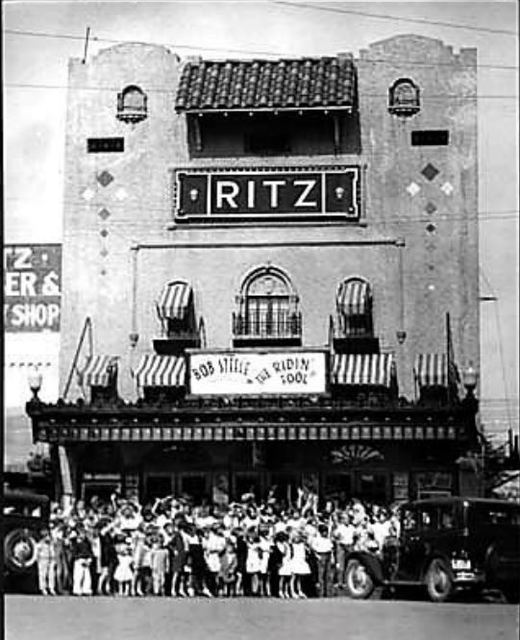 Ritz Theatre Iowa Center for the Performing Arts