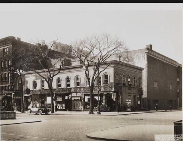 The Adelphi Theatre from 1914
