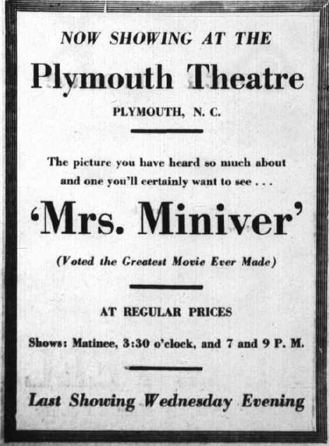 Plymouth Theatre