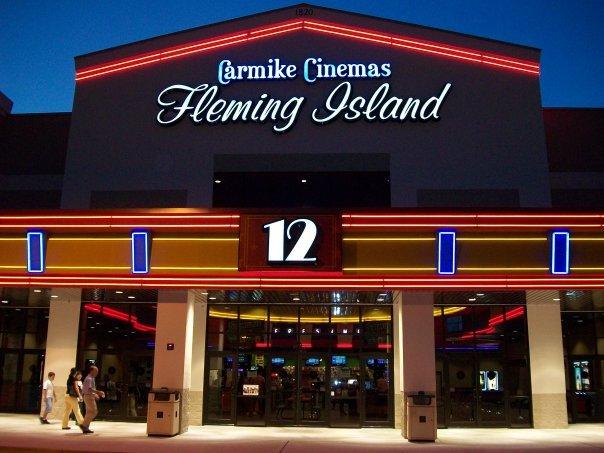 Fleming island movie theater