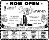 Cinemark Tandy Movies 10