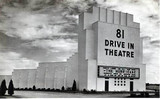 81 Drive-In exterior