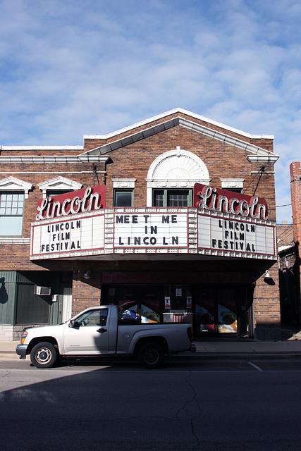 Lincoln Grand 8, Lincoln, IL