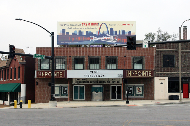 Hi-Pointe Theater, St. Louis, MO