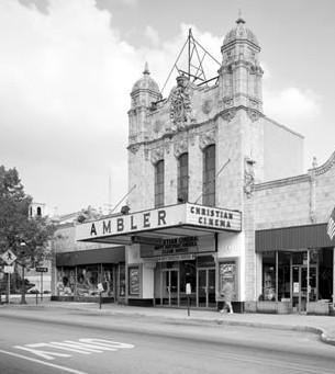 Ambler Theatre exterior
