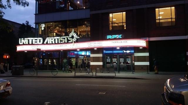 Ua movie times brooklyn ny