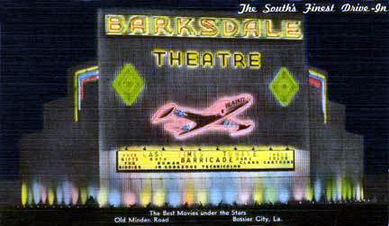 Barksdale Drive-In 