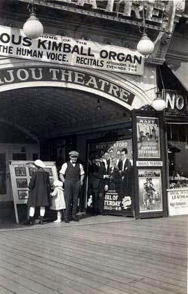 Bijou Theatre exterior