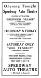 Sept 11,1946 Opening Night