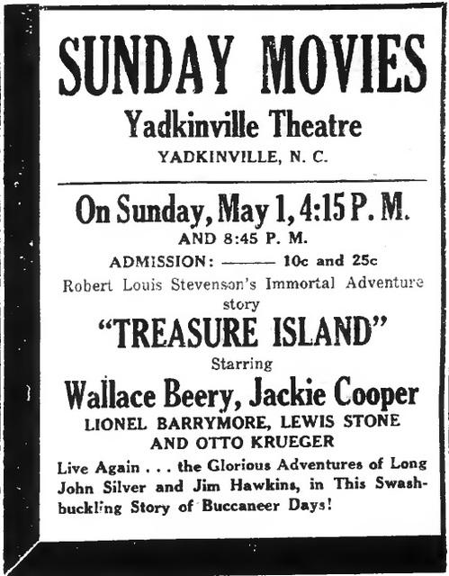 Yadkinville Theatre