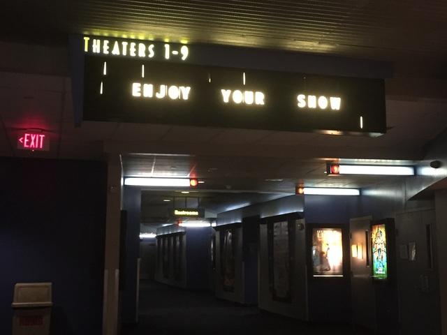 Linthicum maryland movie theatres