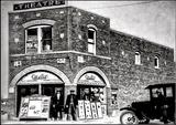 **Custer Theater 1920 (Palace) ... Slaton Texas**