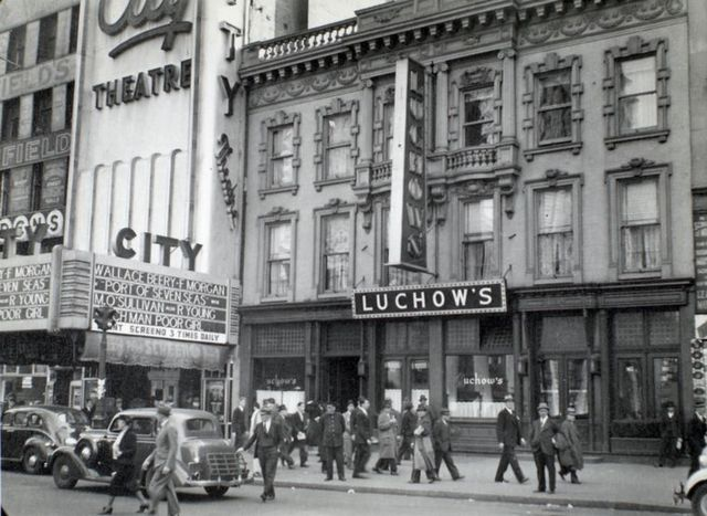 City Theatre exterior