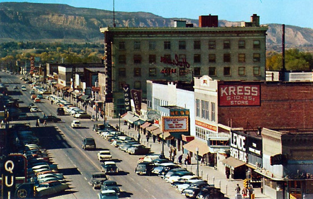 Mesa Theatre exterior