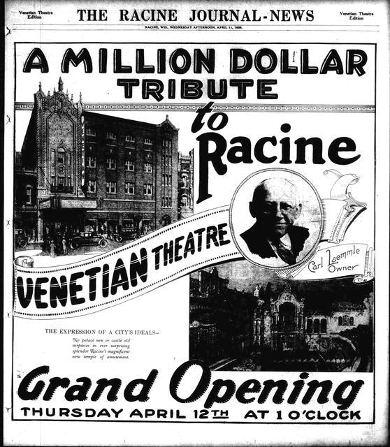 Venetian Theatre