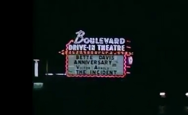 Boulevard Drive-In 1968